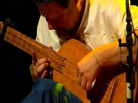 Eblen Macari Trio, laureled Mexican artists boasting a unique fusion of improvisation and world music. The group uses myriad instruments to uncover the baroque and levantine influences in Mexican music.