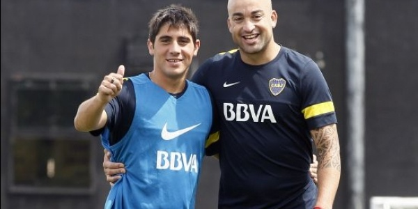 Unos copados | Boca Juniors -sitio oficial-