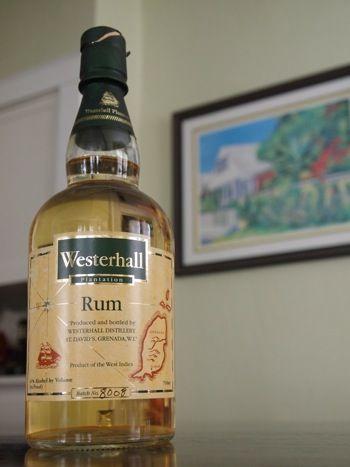 Westerhall Plantation Rum