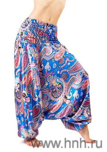 Индийские штаны