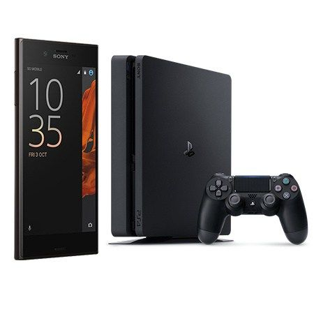 Sony Xperia XZ Black + PlayStation4 - 3.299,00 lei