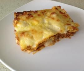 Recipe Lasagna by Russella - Recipe of category Pasta & rice dishes