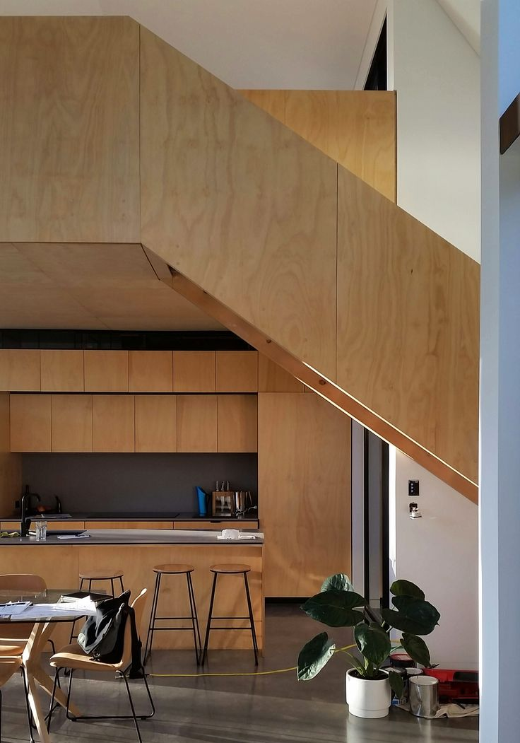 Binary House / Christopher Polly Architect / Stage 2 New Addition - reaching 'Practical Completion'