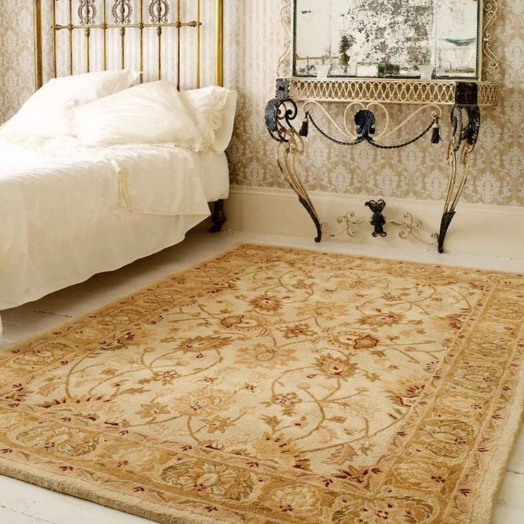 Agra Twist Beige Traditional Wool Rug by Asiatic TheRugShopUK presents to you Agra Twist Beige Traditional Wool Rug by Asiatic, an elegant piece for your floral décor which is made up of 100% wool fibre making it strong and resilient. #woolrugs #traditionalrugs #beigerugs #beigetraditionalrugs #floralrugs #luxuryrugs #luxurywoolrugs