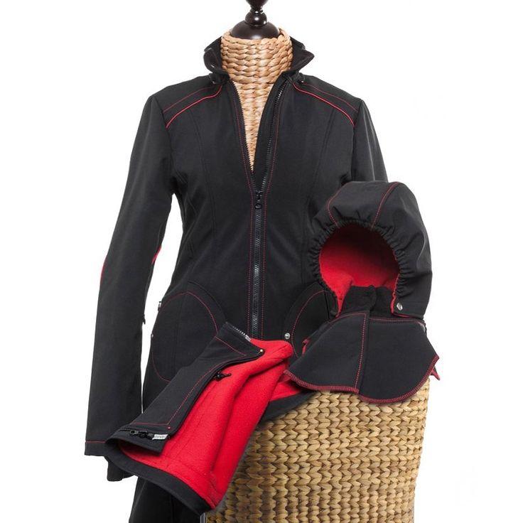 Liliputi® Winter Mama Set - Elegance  #babywearing #babywearingwinter #babywearing #mamacoat #pregnancycoat #pregnancy