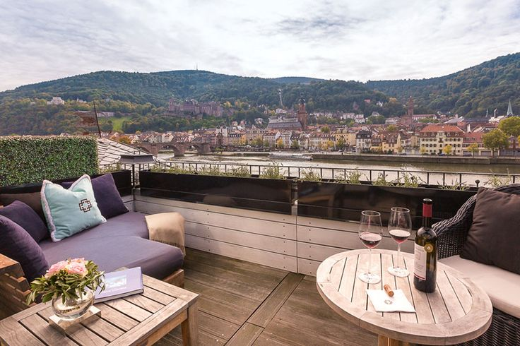 Sky Suite | Hotel HEIDELBERG SUITES