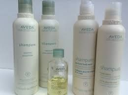aveda shampure - I'm addicted to this scent and have all of the above.  So relaxing