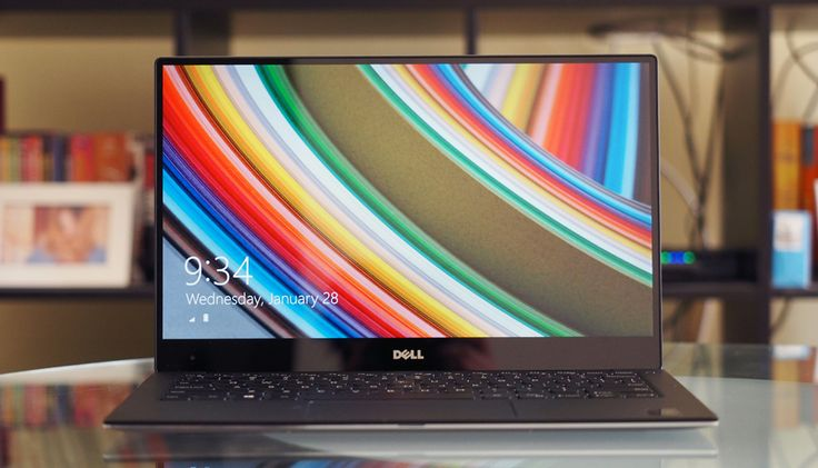 "The $899 Dell XPS 13 with 13.3"" HD screen is the new flagship laptop"