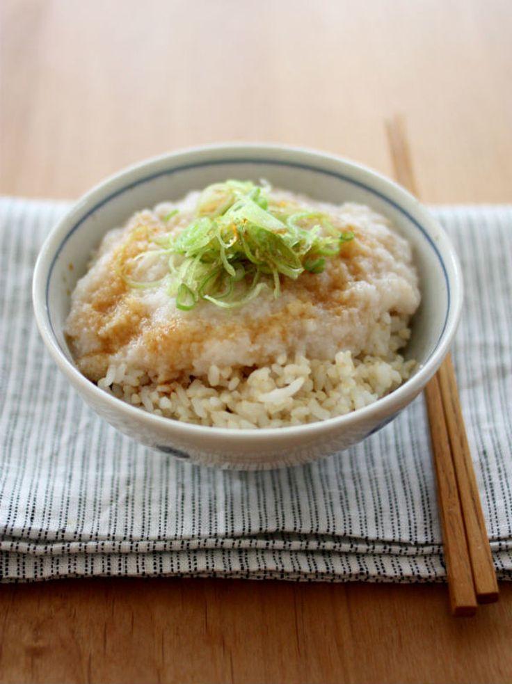 しょうが風味♪おろし蓮根のとろろ丼 by 山本路子(みるまゆ) | レシピサイト「Nadia | ナディア」プロの料理を無料で検索