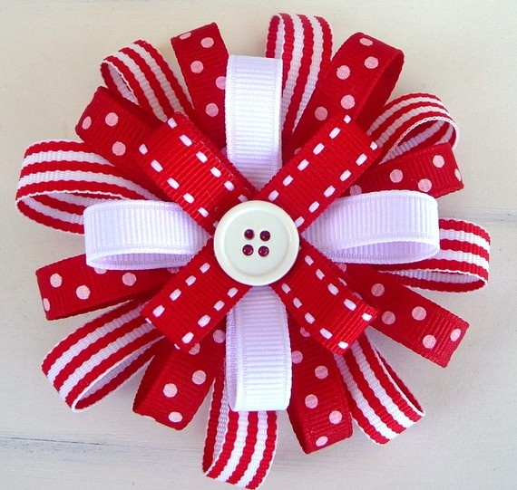 Another Big Bow Hair Clip