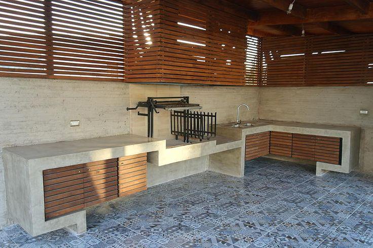 da2, ñuñoa, arquitectura, diseño, quinchos, muebles | Quinchos