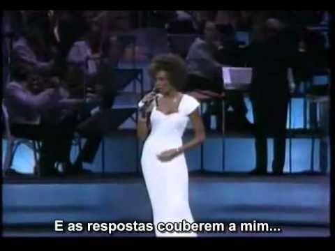 Whitney Houston   One Moment In Time   Legendado