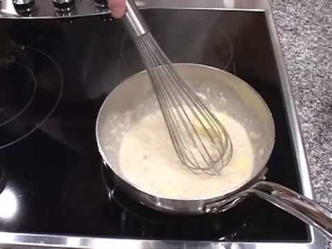 Making Buerre Blanc