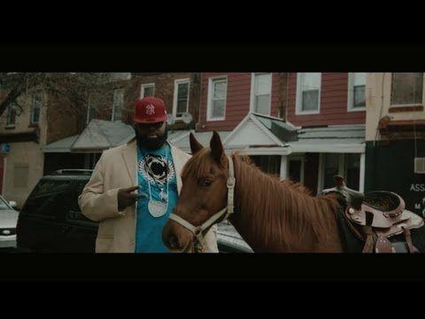 gangs. on horses