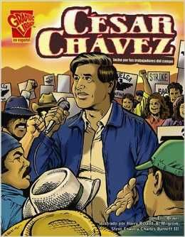 Get ready for Cesar Chavez Day, which is March 31. Here are some resources to teach your students about this important American.