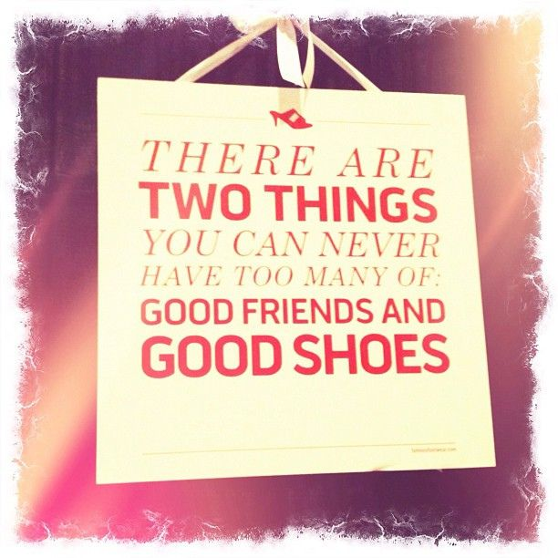 quotes about shoes | Great shoe sayings... | Flickr - Photo Sharing!
