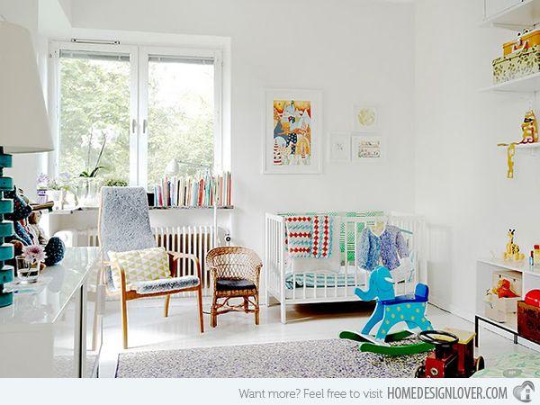 Modern and Whimsical Scandinavian Apartment