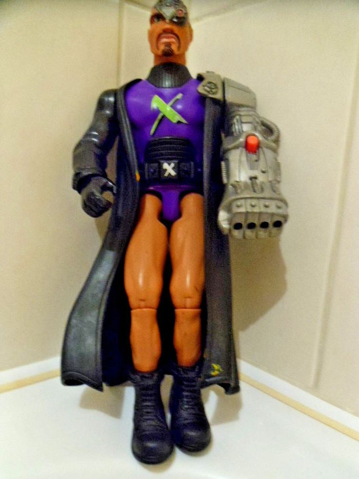Action Man - Doctor X - Used - As pictured.