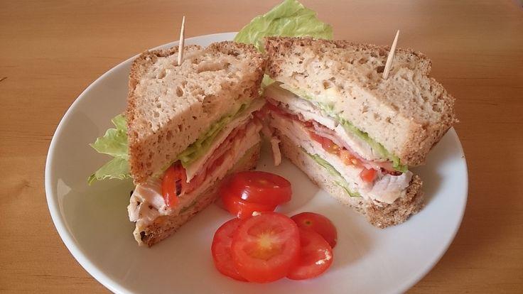 Paleo Club sendvič