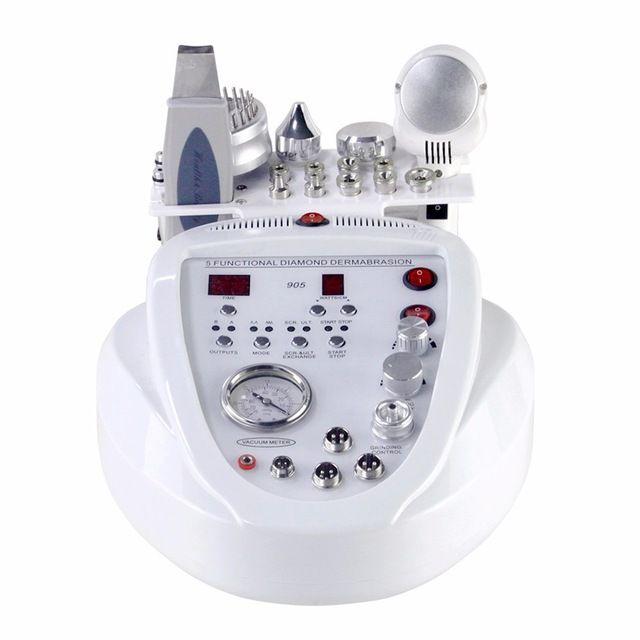 Microdermmd Diamond Tip Microdermabrasi System W Body Tip Body Hacks Face Kit Microdermabrasion Machine