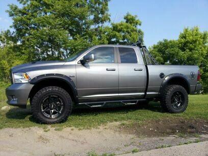 Installed Go Rhino! lightning bed bar with lights - DodgeTalk : Dodge Car Forums, Dodge Truck Forums and Ram Forums
