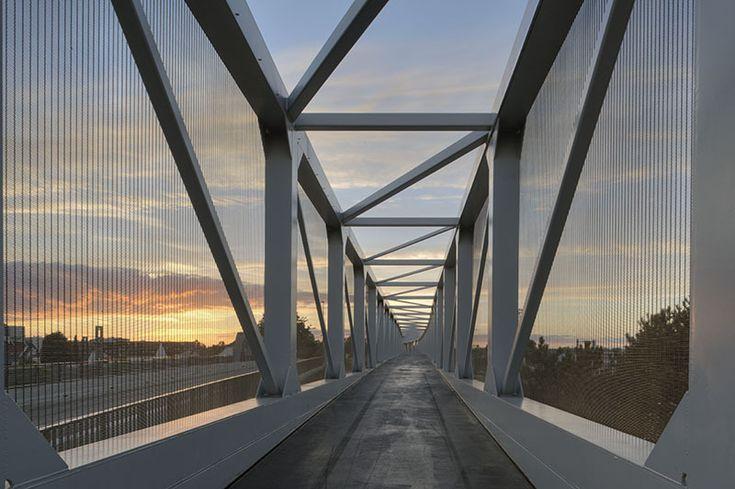 Galería de Puente peatonal Hausbergen / Wienstroer Architekten Stadtplaner - 9