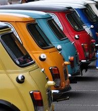 Original Mini Coopers