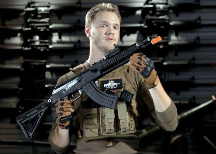 [The Gun Corner]: G AK-105 AEG