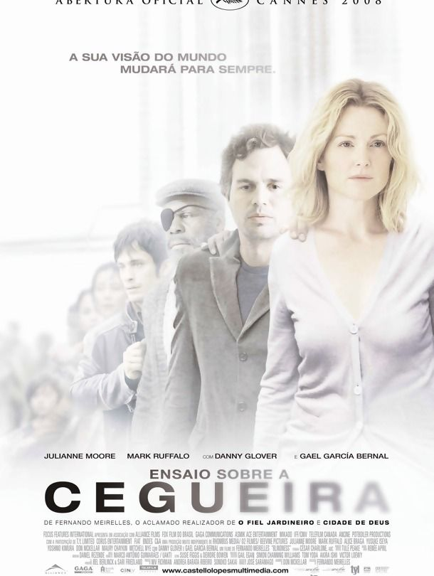 Poster do filme Ensaio Sobre a Cegueira