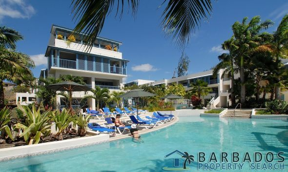 Deluxe Pool View Room at the Savannah Beach Hotel for holiday vacation rental at Barbados Property Search