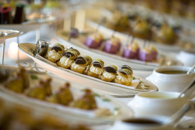 Have a sweet tooth? The Table Bay's high tea is for you!