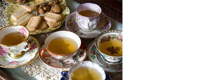 Roedde House Museum: Tea & Tour every Sunday afternoon