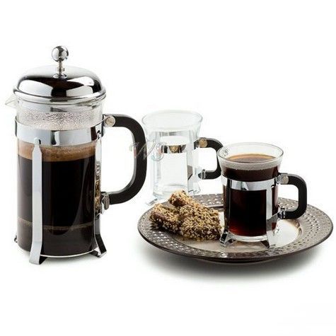 WS-PL724 Stainless steel French Press, french coffee press