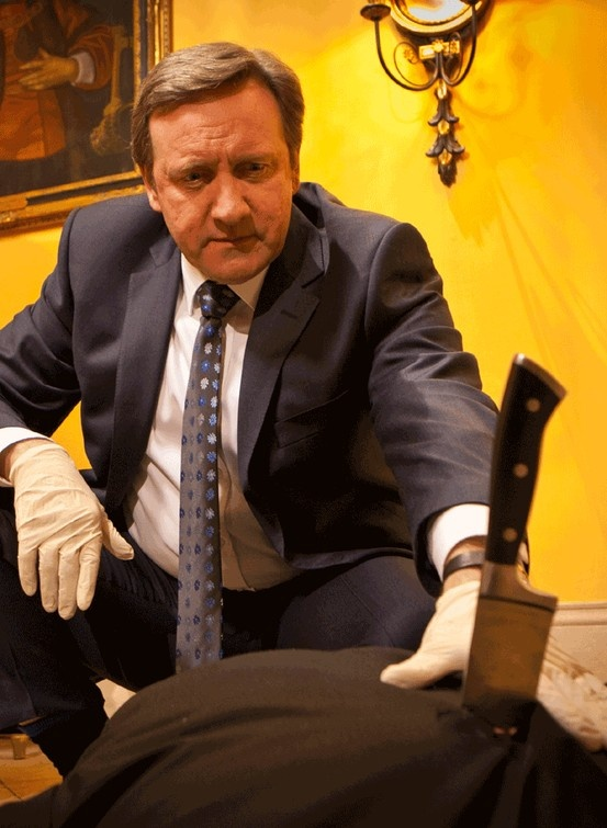 Detective Of The Day - Detective Chief Inspector John Barnaby from Midsomer Murders played by Neil Dudgeon