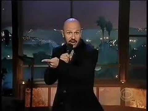 Maz Jobrani, the Iranian comedian...