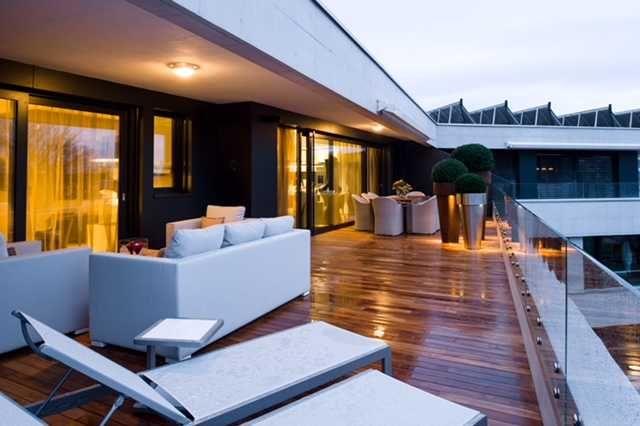 Romantic luxury apartment in Agno, Switzerland.