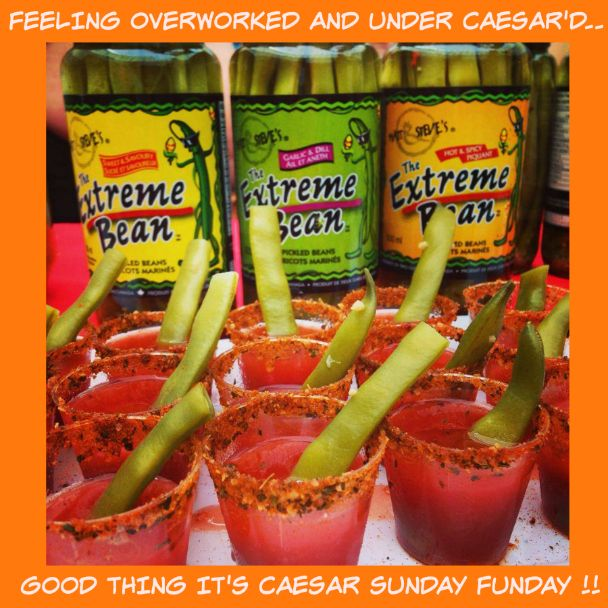 Extreme Bean , Caesars , Social , recipes , Cocktails , quotes , Bloody marys