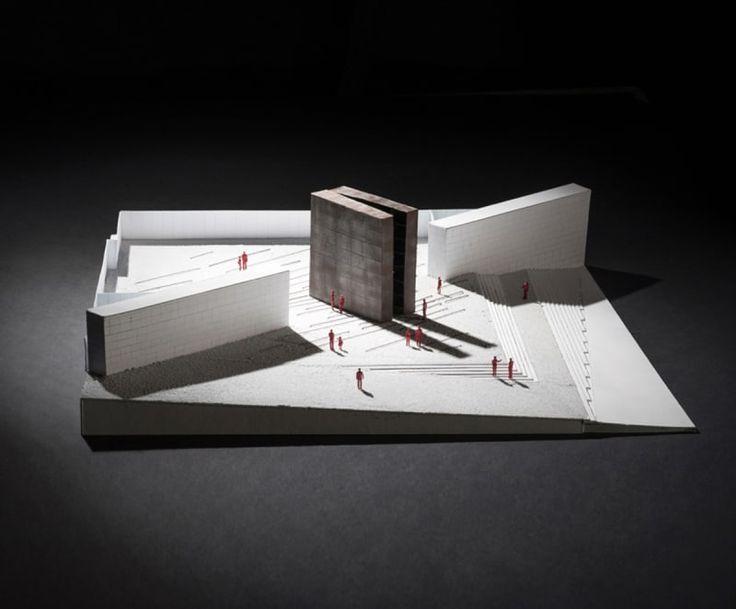SET architects, Simone Bossi · BOLOGNA SHOAH MEMORIAL