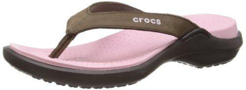 Crocs Capri IV, Damen Durchgängies Plateau Ballerinas, Braun (Espresso/Petal Pink 28M), 36/37 EU - http://on-line-kaufen.de/crocs/36-37-eu-crocs-capri-iv-damen-ballerinas