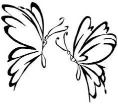 mariposa colorear - Buscar con Google