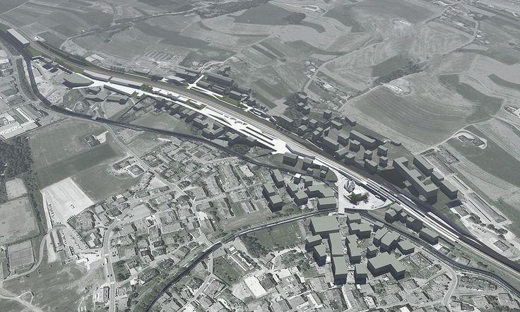 Marta Musiał on Behance Groundlab Plasma Studio architecture urban landscape design