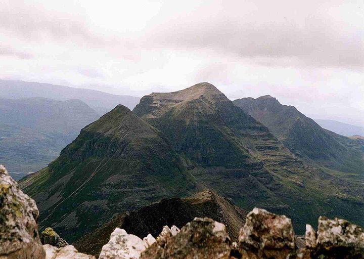 Grampian Mountains, Aberdeen