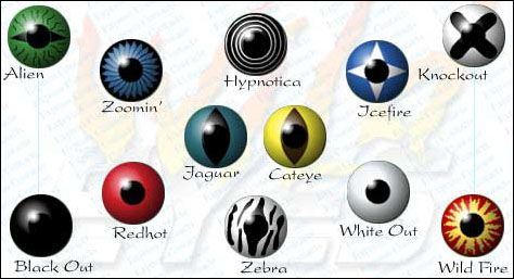Halloween Contact Lenses - Welcome to our web-famous guide to those crazy, special effect Halloween contacts. We love 'em because every year there are more great styles and more great looks to try. CLICK HERE TO SEE THEM ALL - http://www.cheapcoloredcontactlenses.net/halloween-contact-lenses/