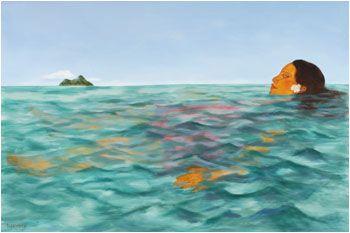 Pegge Hopper - Swimming 2