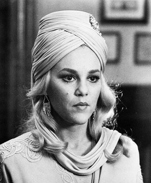Madeline Kahn (September 29, 1942 – December 3, 1999) She was best known for her comedic roles in such films as Blazing Saddles, Paper Moon, Young Frankenstein, History of the World, Part I, What's Up, Doc?, and Clue. In 1978, Kahn's comic screen persona reached another peak with Neil Simon's The Cheap Detective (1978), a spoof of both Casablanca and The Maltese Falcon, directed by Robert Moore.
