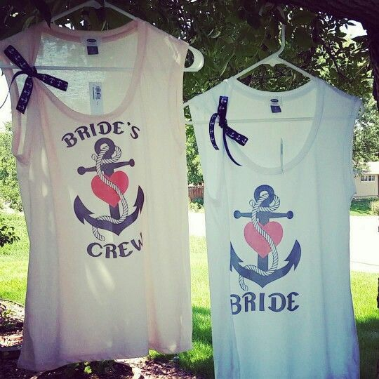 A different kind of bachelorette party tee :)