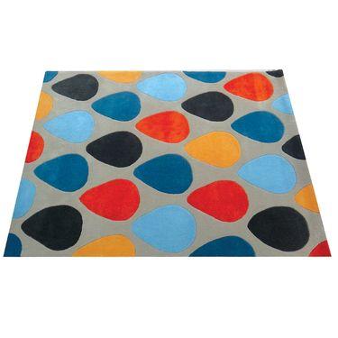 Rain Rug Multicoloured 150 X 210 cm | Spotlight Australia