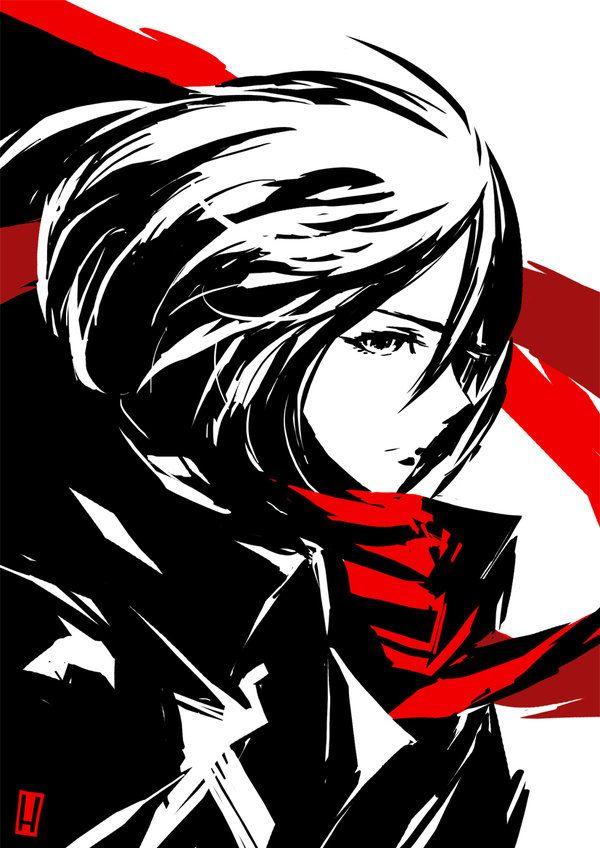 mikasa titan black - photo #23