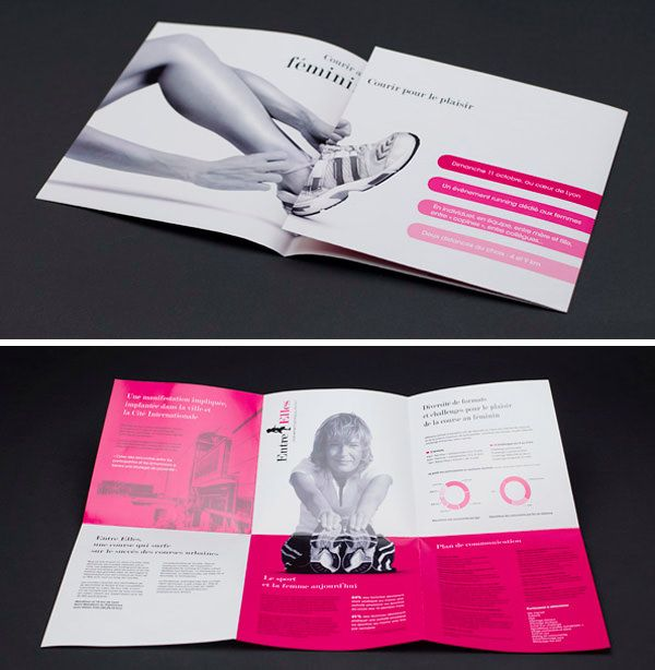 If you liked the first collection of fantastic printed brochure designs we had earlier, here's another batch, ample proof that there is no shortage of creative brochure designs. It doesn't matter if they are ready-made or specially tailored for their clients, these brochures are loud and subtle, bright