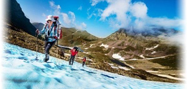 ¿Por qué usar un forro polar cuando vamos a la montaña?